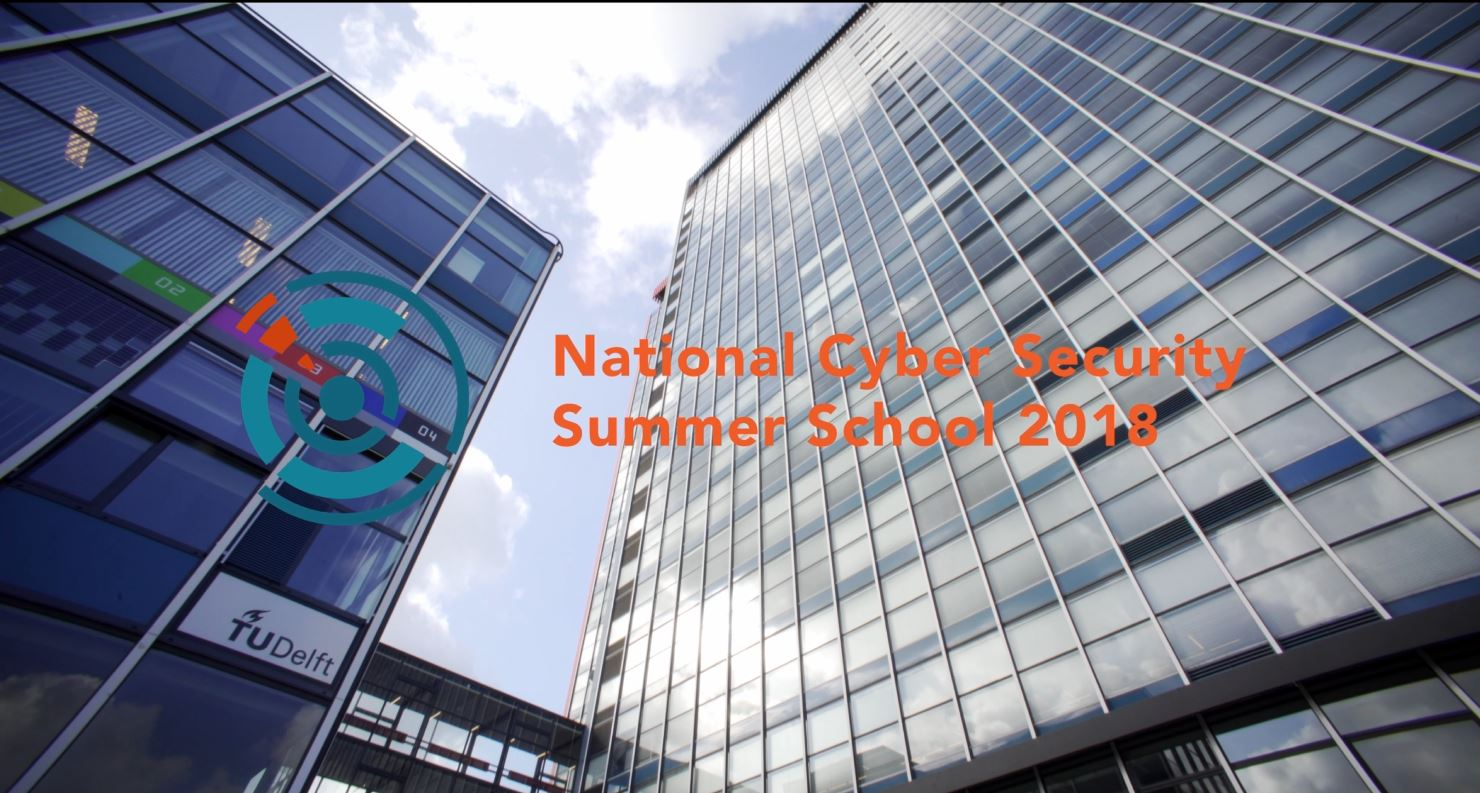 National Cyber Security Summer School 2018