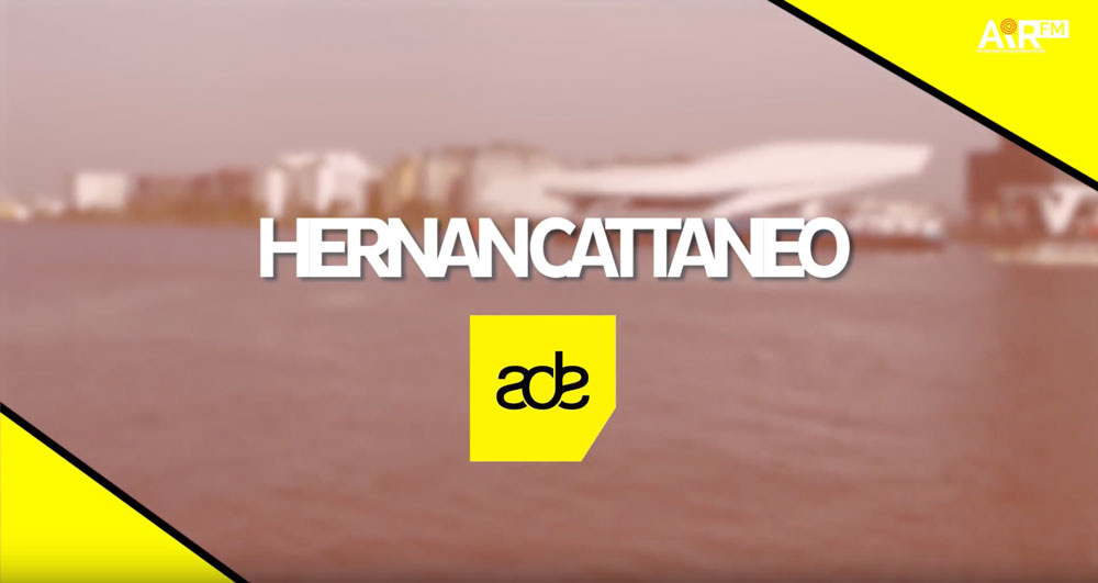 Hernan Cattaneo at ADE 2017